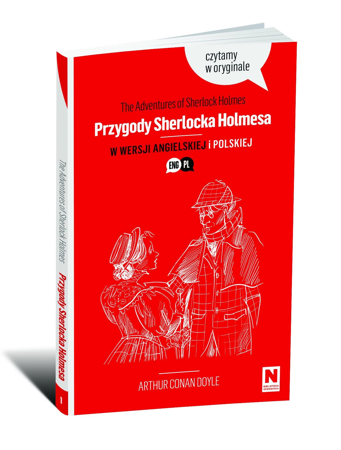 01. Przygody Sherlocka Holmesa - 3D