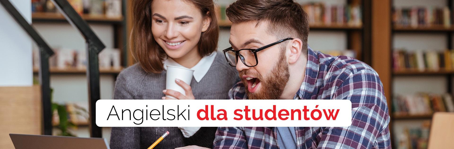 Angielski dla studentów - kurs angielskiego Speak Up