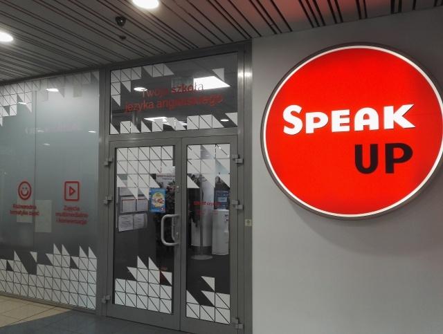 Szkoła języka angielskiego Speak Up w Łodzi ul. Piłsudskiego
