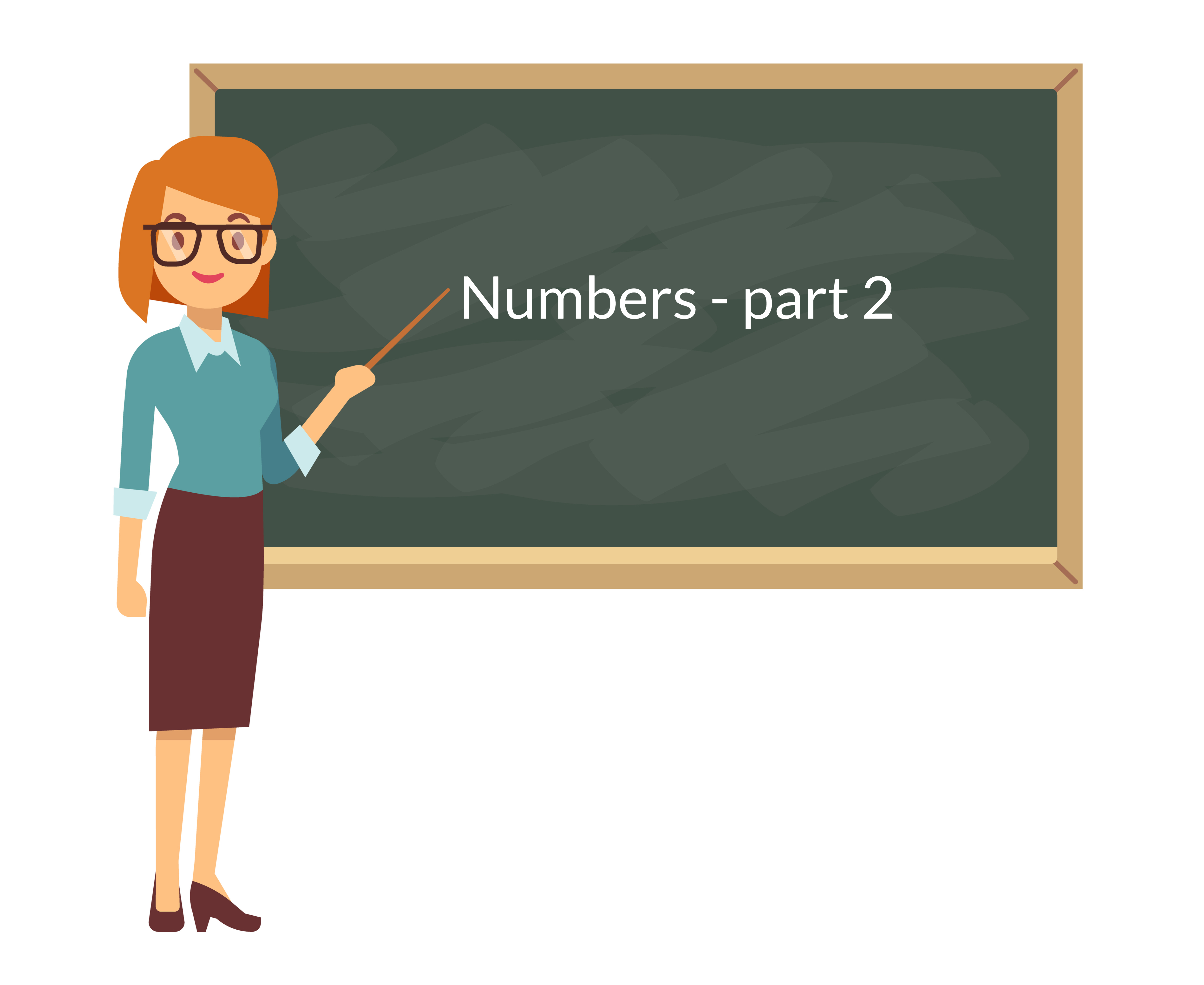 Numbers part 2 Blog