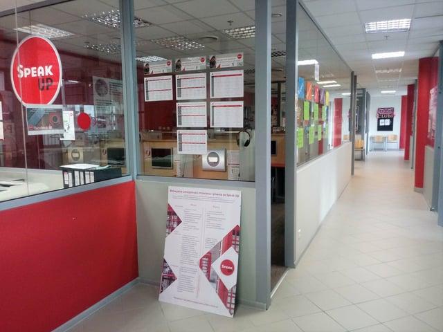 Szkoła Speak Up w Gorzowie