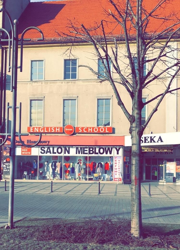 Szkoła Speak Up Częstochowa