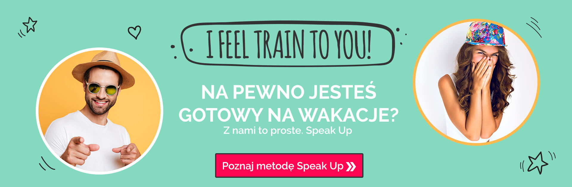 Wakacje w Speak Up!
