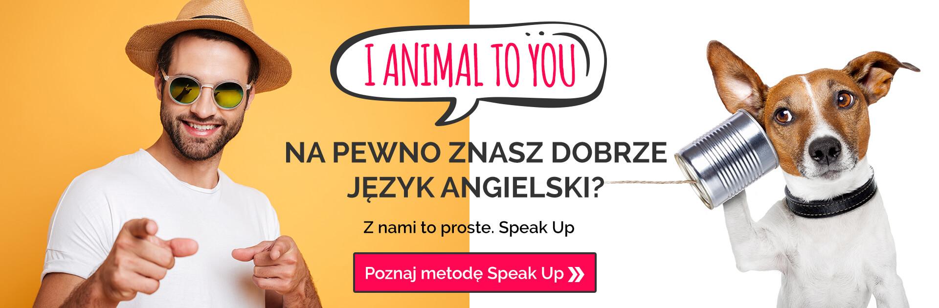 Wakacje w Speak Up!